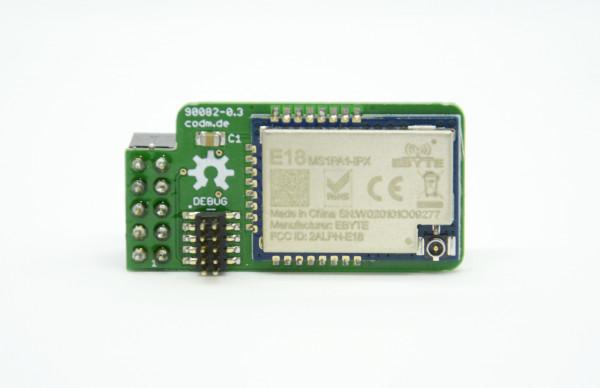 ZigBee CC2530+CC2592 Long Range Raspberry Pi Funkmodul V0.3